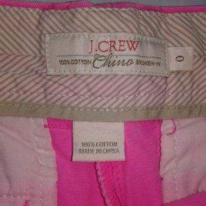 "J. Crew Shorts - J. Crew 3"" Broken-In Chino Shorts"